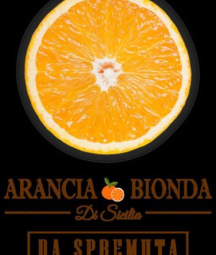 Arancia bionda spremuta