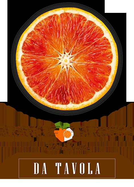 Arancia tarocco da tavola
